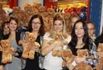 Teddys für Kinderhospiz