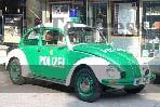 Dienstwagen der Polizei Hamburg