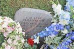 Grabstätte von Siegfried Lenz