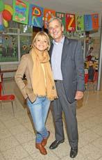 Uschi Glas und Ehemann Dieter Hermann