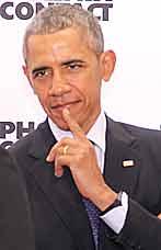 Barack Obama auf der Hannover Messe 2016