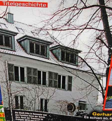 Villa Gerhard Schröder