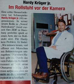 Foto von Hardy Krüger junior