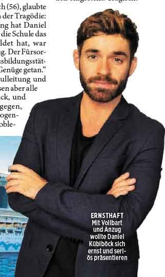 Foto von Daniel Küblböck