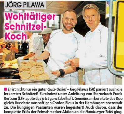 Jörg Pilawa kocht