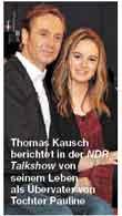 Thomas Kausch mit Tochter