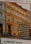 Foto vom Wohnhaus der Bundeskanzlerin in Berlin