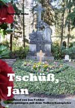 Buch Tschüß Jan – Abschied von Jan Fedder